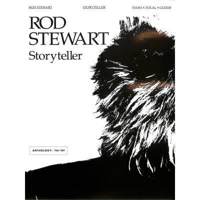 Storyteller anthology 1964-1989