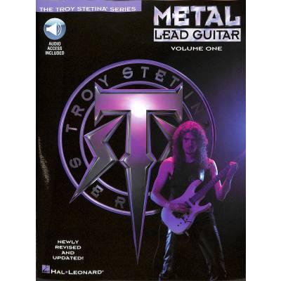 Metal lead guitar 1