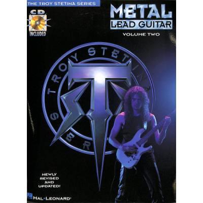 Metal lead guitar 2