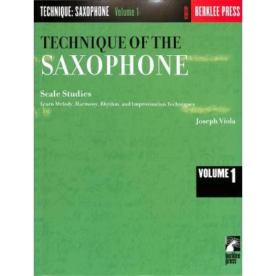 technique-of-the-saxophon-1-scale-studies