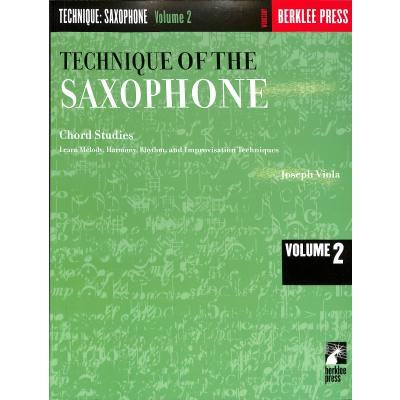 technique-of-saxophon-2-chord-studies