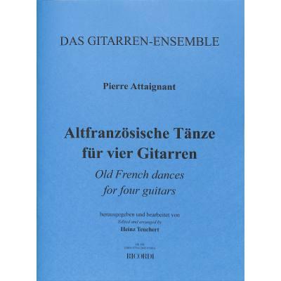 Altfranzösische Tänze