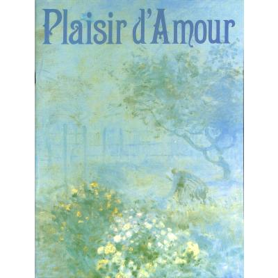 Faber Music Plaisir D´amour - Voice And Piano - broschei