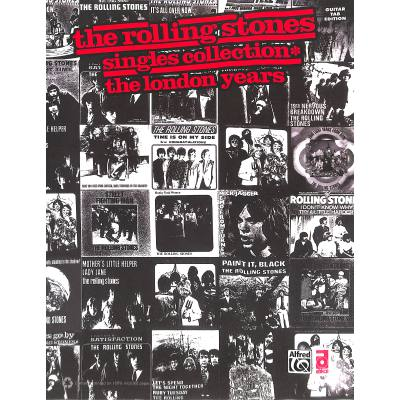 Singles collection the London years