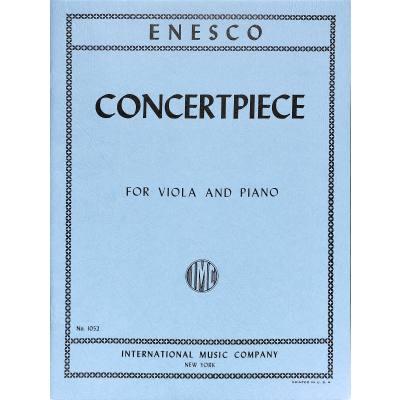 concert-piece, 17.50 EUR @ notenbuch-de