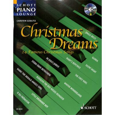 Christmas dreams - Notenbuch.de
