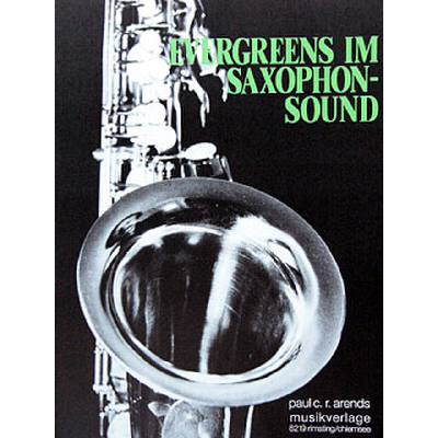 evergreens-im-saxophon-sound