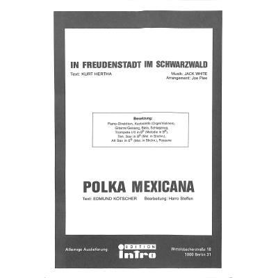 Polka mexicana
