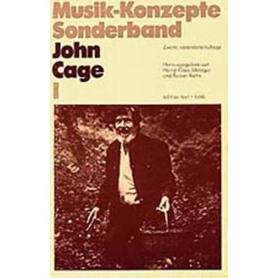 MUSIK KONZEPTE SONDERBAND - JOHN CAGE 1