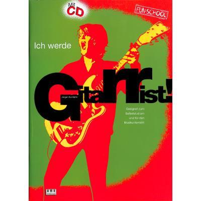 Ich werde Gitarrist