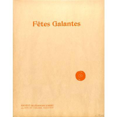 FETES GALANTES