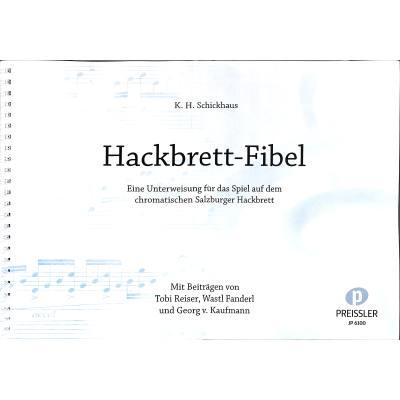 Hackbrett Fibel