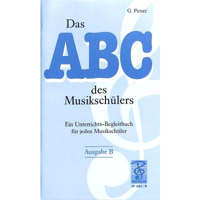 DAS ABC DES MUSIKSCHUELERS B