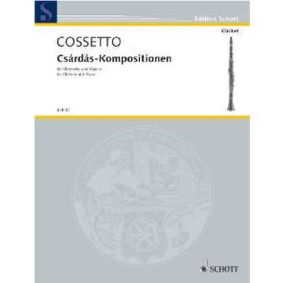 csardas-kompositionen