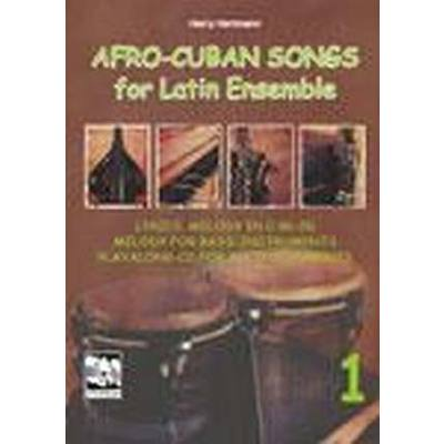 Afro cuban songs 1 for Latin ensemble - Melodie