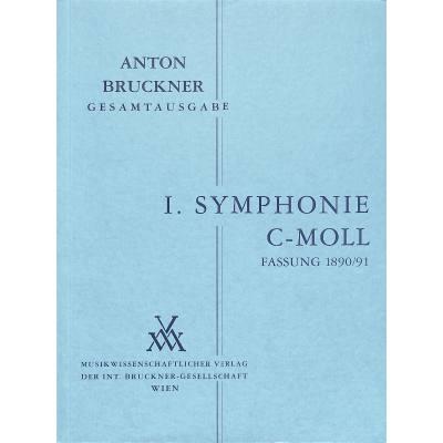 Sinfonie 1 c-moll Wiener Fassung 1890/91