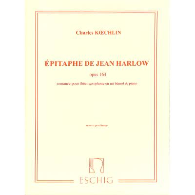 epitaphe-harlow-op-164