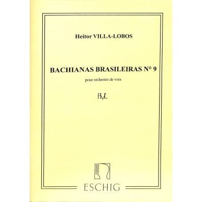 BACHIANAS BRASILEIRAS 9
