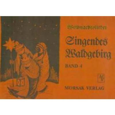 SINGENDES WALDGEBIRG 4