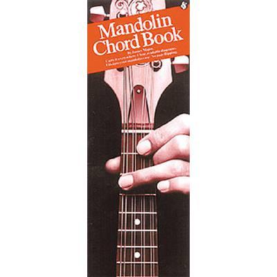 MANDOLIN CHORD BOOK | Grifftabelle