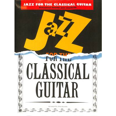 JAZZ PIECES CLASSICAL GUITAR
