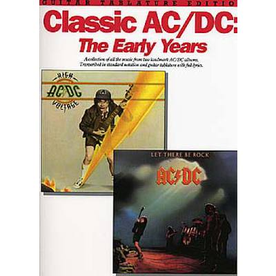 CLASSIC AC / DC - THE EARLY YEARS
