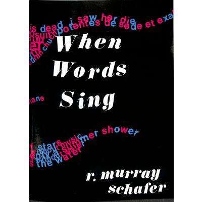 when-words-sing