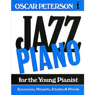 jazz-piano-1-for-the-young-pianist, 12.50 EUR @ notenbuch-de