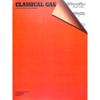 Classical gas guitar
