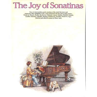JOY OF SONATINAS