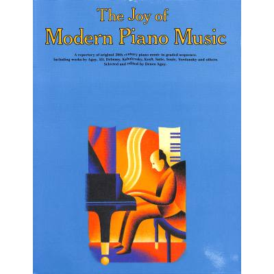 JOY OF MODERN PIANO MUSIC