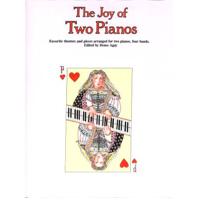 THE JOY OF TWO PIANOS