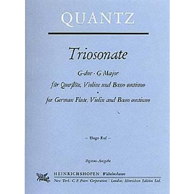 TRIOSONATE G-DUR