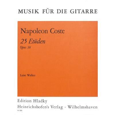 25-etuden-op-38