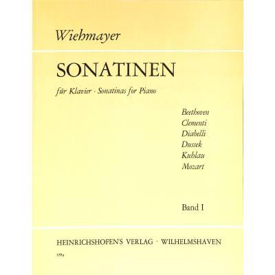 SONATINEN ALBUM 1 - broschei