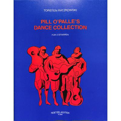 PILL O´PALLE´S DANCE COLLECTION