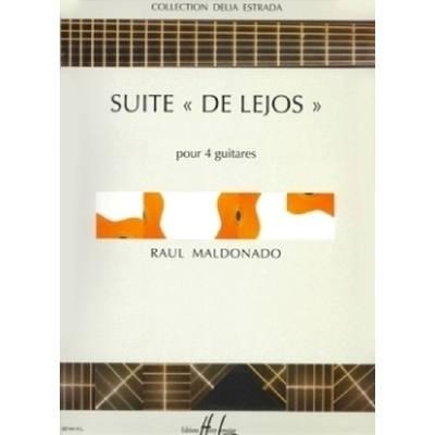 SUITE DE LEJOS