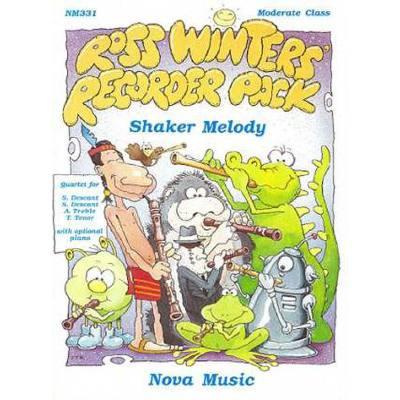 shaker-melody