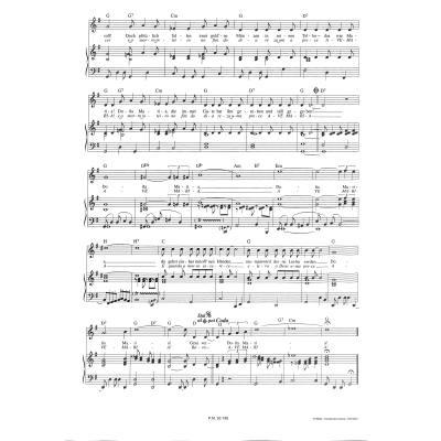 Noten Keyboard Weihnachtslieder Kostenlos.Ave Maria No Morro Notenbuch De
