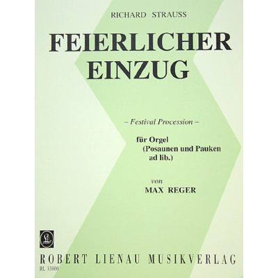 FEIERLICHER EINZUG