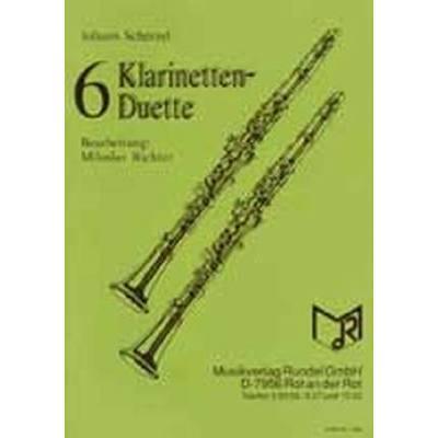 6-klarinetten-duette