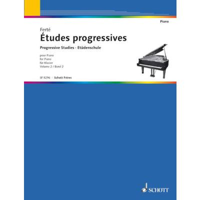 ETUDES PROGRESSIVES 2