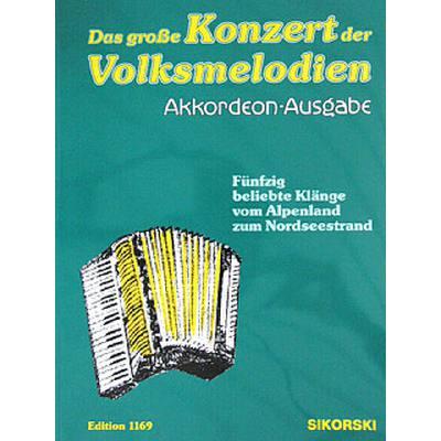 das-grosse-konzert-der-volksmelodien, 29.90 EUR @ notenbuch-de