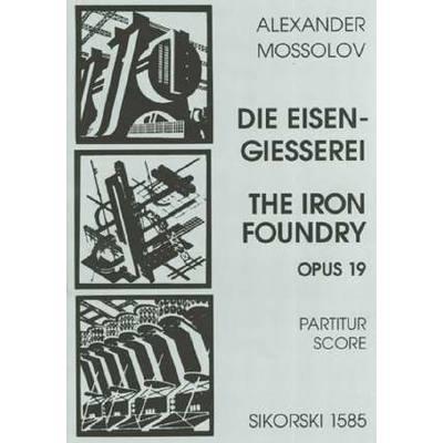 Die Eisengiesserei op 19