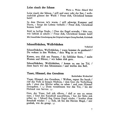 Weihnachtslieder Mit Text.Unsere Weihnachtslieder Notenbuch De