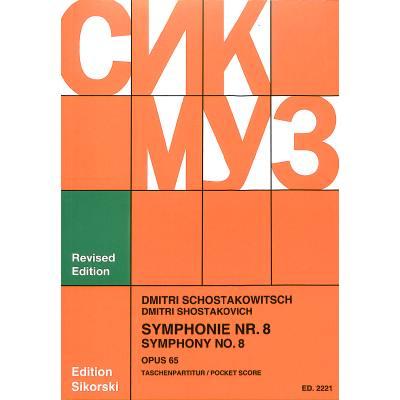 Sinfonie 8 c-moll op 65