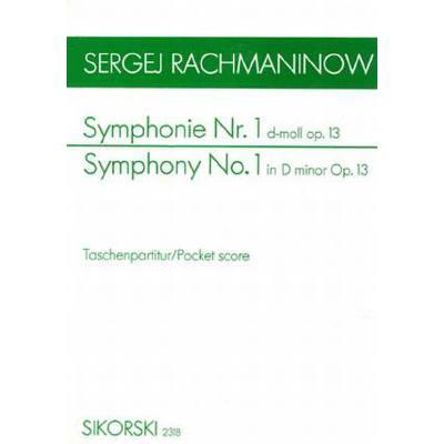 Sinfonie 1 d-moll op 13