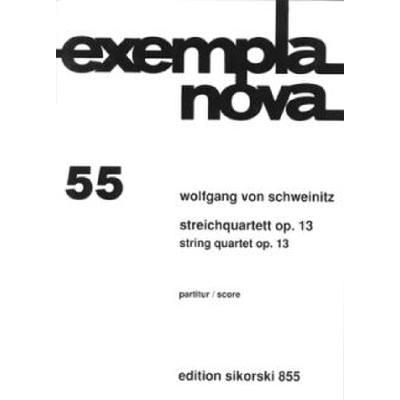 quartett-op-13