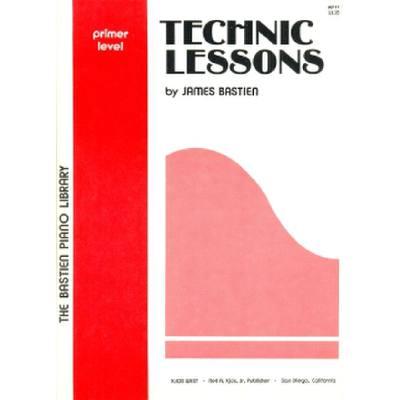 TECHNIC LESSONS - PRIMER LEVEL GRUNDSTUFE