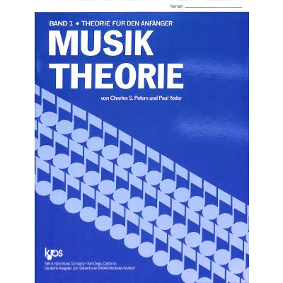 MUSIK THEORIE 1